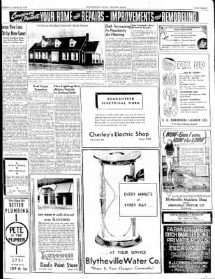 The Courier News from Blytheville, Arkansas on March 29, 1949 · Page 7