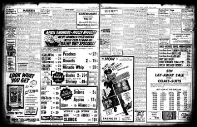 Hope Star from Hope, Arkansas on April 26, 1955 · Page 6