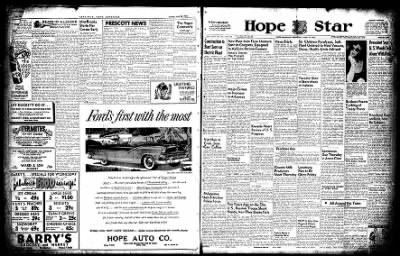 Hope Star from Hope, Arkansas on April 27, 1955 · Page 3