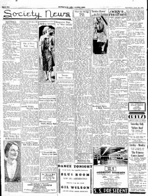 The Courier News from Blytheville, Arkansas on May 23, 1936 · Page 2