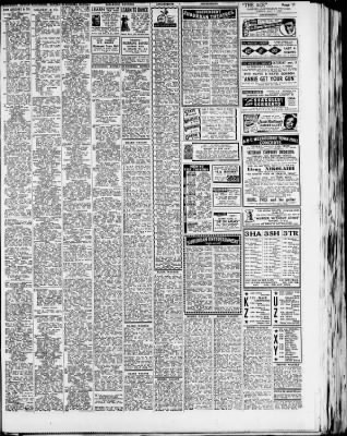 The Age from Melbourne, Victoria, Australia on July 1, 1952