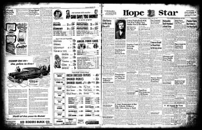 Hope Star from Hope, Arkansas on April 28, 1955 · Page 31