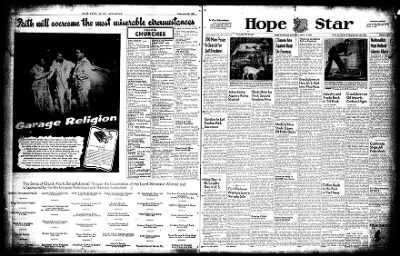 Hope Star from Hope, Arkansas on April 30, 1955 · Page 5
