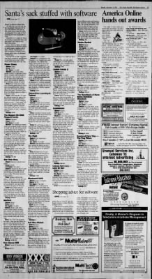 Arizona Republic from Phoenix, Arizona on December 9, 1996 · Page 43