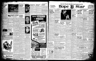 Hope Star from Hope, Arkansas on May 3, 1955 · Page 1