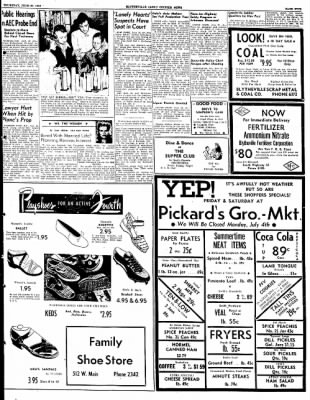 The Courier News from Blytheville, Arkansas on June 30, 1949 · Page 5