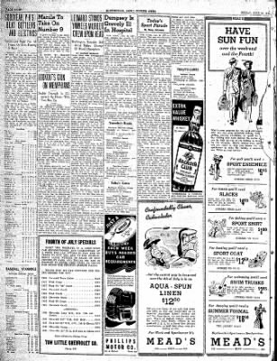 The Courier News from Blytheville, Arkansas on June 30, 1939 · Page 7