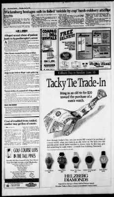 Arizona Republic from Phoenix, Arizona on June 13, 1996 · Page 22