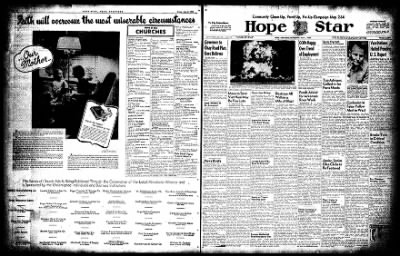 Hope Star from Hope, Arkansas on May 7, 1955 · Page 1