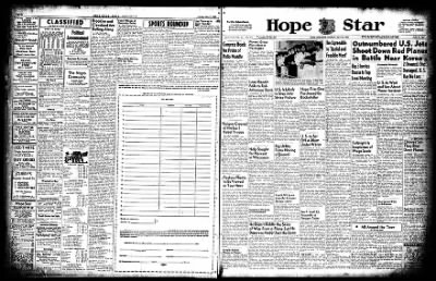 Hope Star from Hope, Arkansas on May 10, 1955 · Page 1