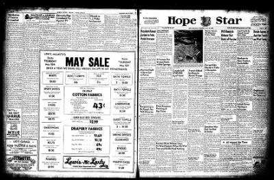 Hope Star from Hope, Arkansas on May 12, 1955 · Page 4