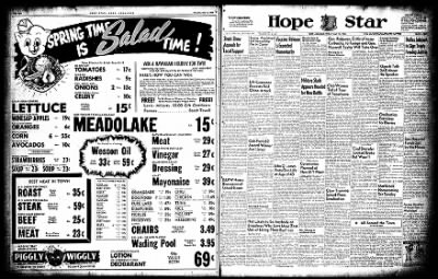 Hope Star from Hope, Arkansas on May 13, 1955 · Page 2