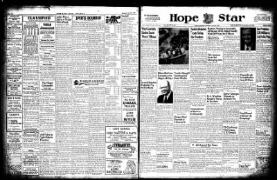 Hope Star from Hope, Arkansas on May 16, 1955 · Page 2