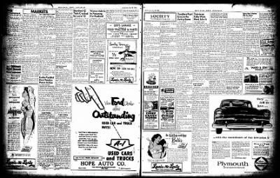 Hope Star from Hope, Arkansas on May 18, 1955 · Page 2