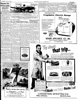 The Courier News from Blytheville, Arkansas on June 30, 1949 · Page 7