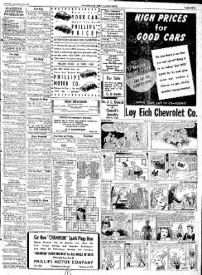 The Courier News from Blytheville, Arkansas on October 30, 1944 · Page 5