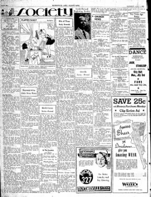 The Courier News from Blytheville, Arkansas on July 1, 1939 · Page 2