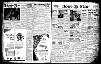 Hope Star from Hope, Arkansas on May 24, 1955 · Page 1