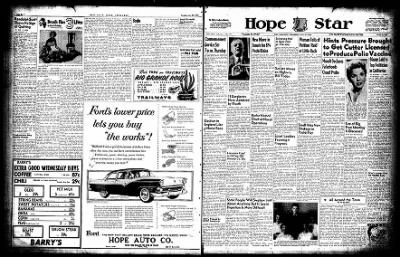Hope Star from Hope, Arkansas on May 25, 1955 · Page 4
