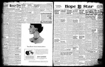 Hope Star from Hope, Arkansas on May 26, 1955 · Page 4