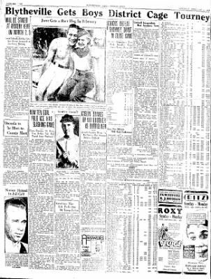 The Courier News from Blytheville, Arkansas on February 3, 1934 · Page 6