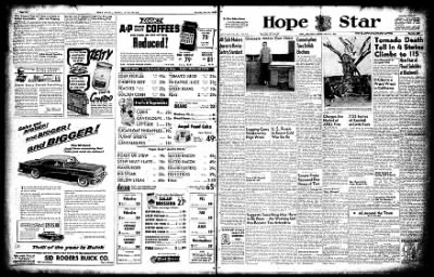Hope Star from Hope, Arkansas on May 27, 1955 · Page 1