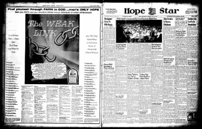 Hope Star from Hope, Arkansas on May 27, 1955 · Page 14