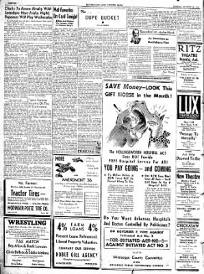 The Courier News from Blytheville, Arkansas on October 30, 1944 · Page 6