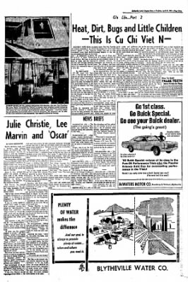 The Courier News from Blytheville, Arkansas on April 19, 1966 · Page 7