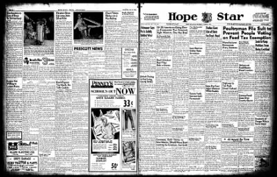 Hope Star from Hope, Arkansas on June 9, 1955 · Page 3