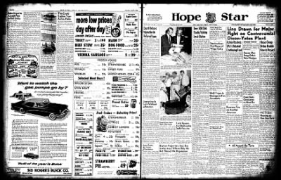 Hope Star from Hope, Arkansas on June 10, 1955 · Page 5