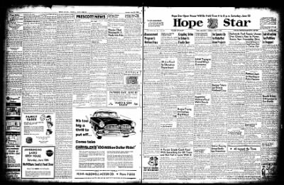 Hope Star from Hope, Arkansas on June 14, 1955 · Page 5