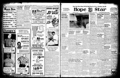 Hope Star from Hope, Arkansas on June 15, 1955 · Page 2