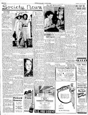 The Courier News from Blytheville, Arkansas on May 25, 1936 · Page 2