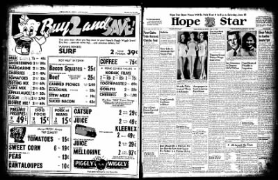 Hope Star from Hope, Arkansas on June 17, 1955 · Page 2