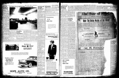 Hope Star from Hope, Arkansas on June 18, 1955 · Page 33