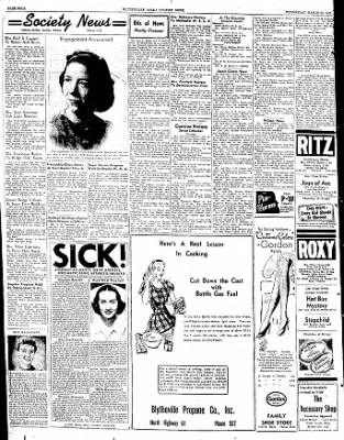 The Courier News from Blytheville, Arkansas on March 30, 1949 · Page 4