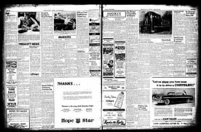 Hope Star from Hope, Arkansas on June 20, 1955 · Page 11