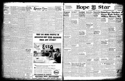 Hope Star from Hope, Arkansas on June 21, 1955 · Page 2