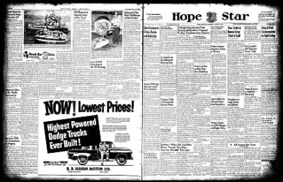 Hope Star from Hope, Arkansas on June 23, 1955 · Page 1