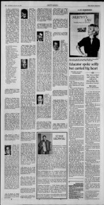 Arizona Republic from Phoenix, Arizona on August 20, 2001 · Page 12