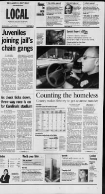 Arizona Republic from Phoenix, Arizona on July 31, 2002 · Page 15