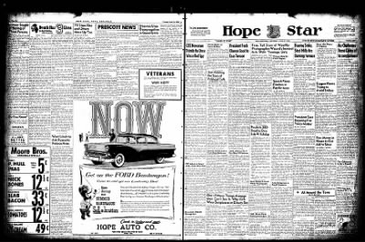 Hope Star from Hope, Arkansas on June 29, 1955 · Page 1