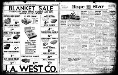 Hope Star from Hope, Arkansas on June 30, 1955 · Page 2