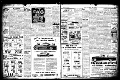 Hope Star from Hope, Arkansas on June 30, 1955 · Page 9