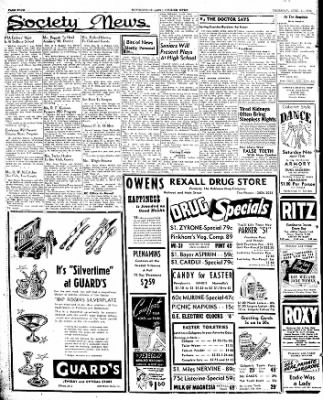 The Courier News from Blytheville, Arkansas on April 11, 1946 · Page 4