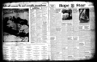Hope Star from Hope, Arkansas on July 10, 1954 · Page 5