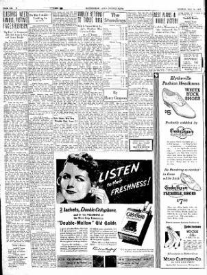 The Courier News from Blytheville, Arkansas on May 25, 1936 · Page 6