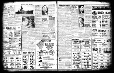 Hope Star from Hope, Arkansas on July 15, 1954 · Page 15