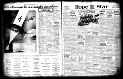 Hope Star from Hope, Arkansas on July 16, 1954 · Page 16